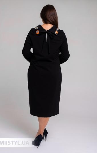 Платье Mari&Mar 007556 Черный