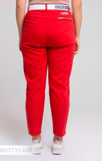 Брюки Esparanto 02210 Красный