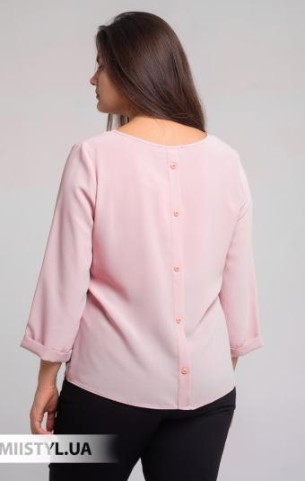 Блуза Pretty Lolita 12865 Пудра
