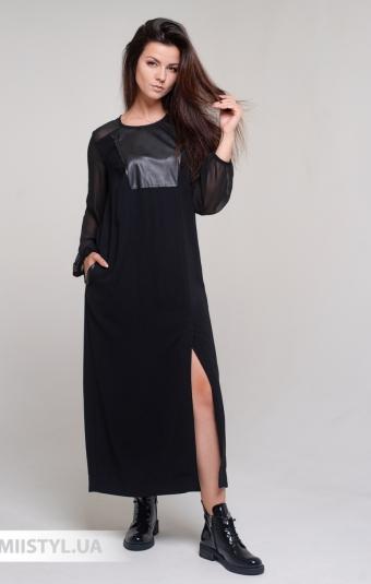 Платье Mira Mia 206013 Черный
