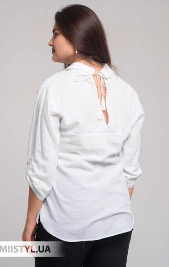 Блуза Moda Linda 6486 Белый