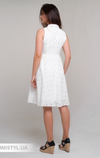 Платье Bebe plus 23918 Белый