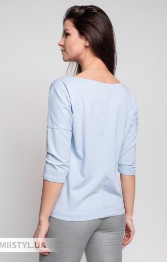 Блуза Giocco 5659 Голубой/Принт