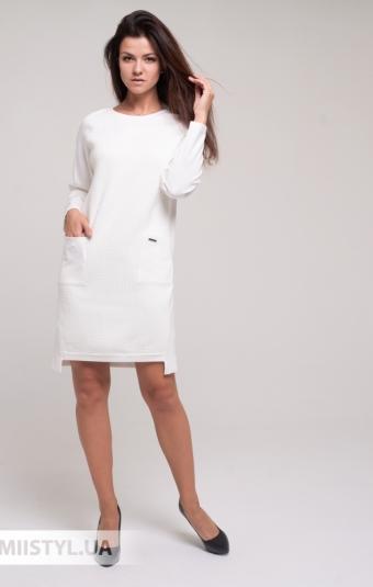 Платье La Fama 1609 Молочный