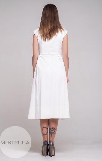 Платье Mira Mia 19Y6026 Белый