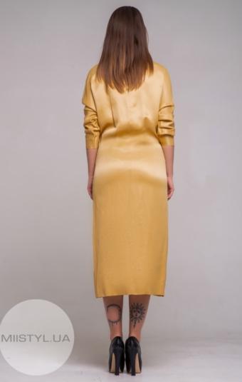 Платье Mira Mia 19Y6054 Шафрановый