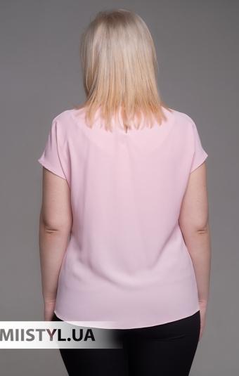 Блуза Cliche 0019380 Пудра