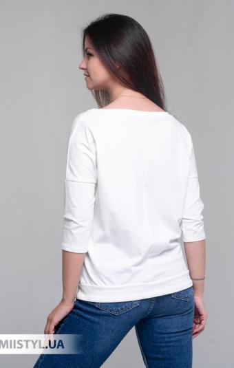Блуза Giocco 5823 Молочный/Золотой/Принт