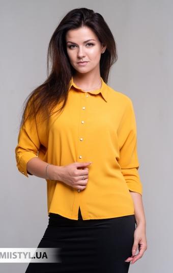 Блуза Pretty Lolita 12866 Горчичный