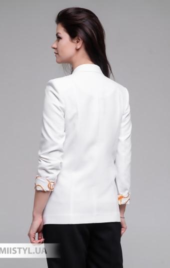 Жакет SHN 1076 Белый