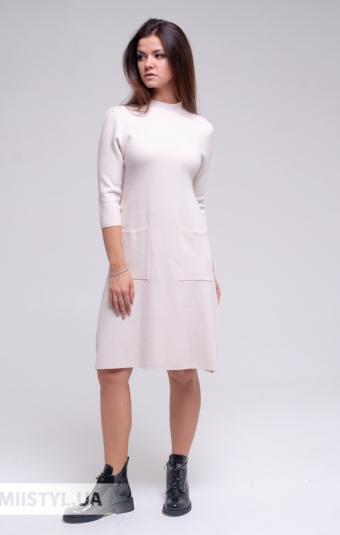 Платье Lara FF05861 Молочный