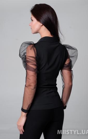 Блуза Seul 50800 Черный
