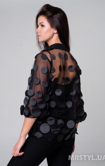 Блуза Magro M70270027 Черный