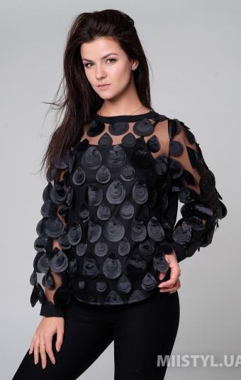 Блуза Magro M71480025 Черный