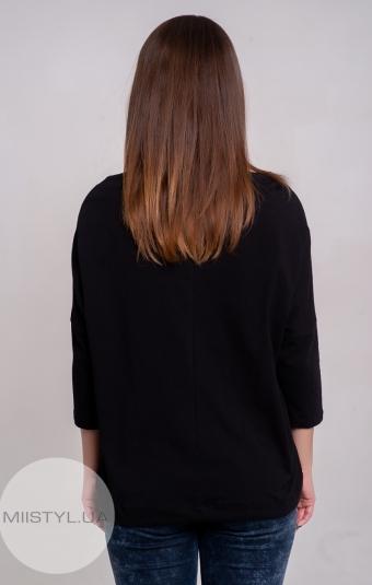 Блуза Giocco 5373 Черный