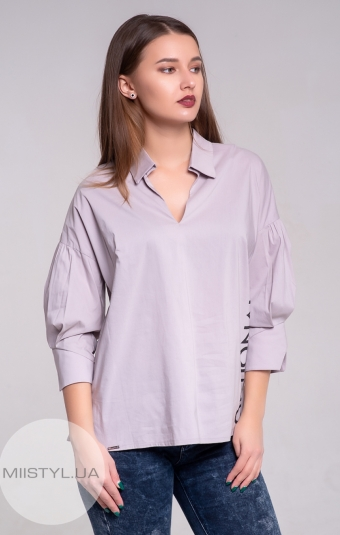 Блуза Magro 79830021 Бежевый