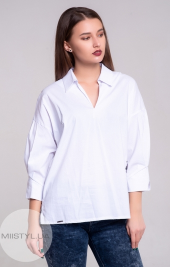 Блуза Magro 79830021 Белый