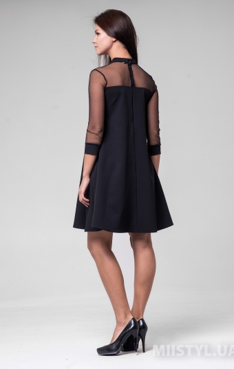 Платье F&K 3437 Черный