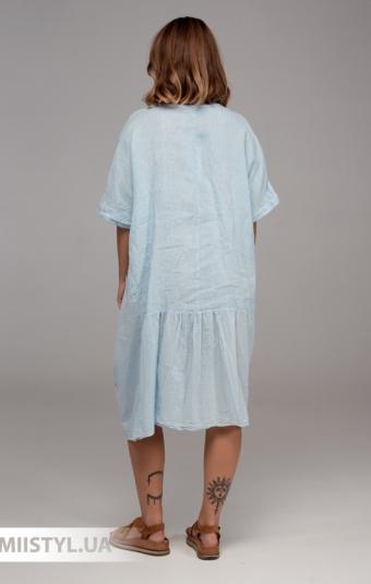 Блуза SHN 4341 Белый/Черный/Принт
