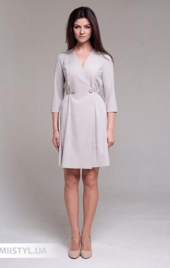 Платье F&K 3471 Бежевый