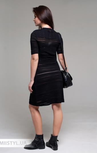 Платье Serianno 10С7598 Черный