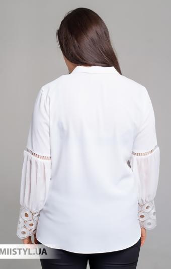 Блуза Moda Linda 4116 Белый