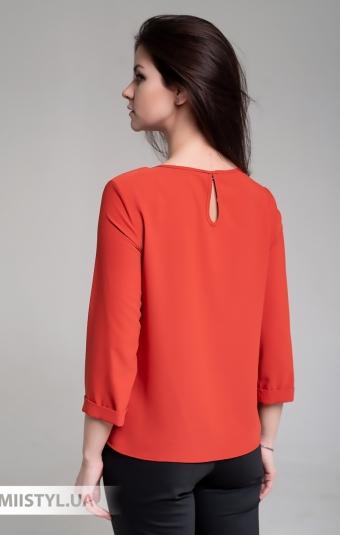 Блуза Pretty Lolita 12862 Терракотовый