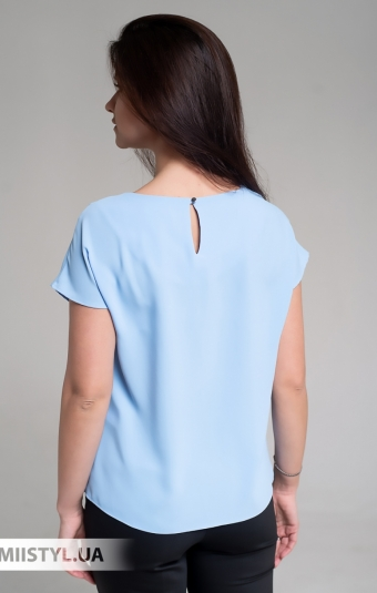 Блуза Cliche 0014502 Голубой