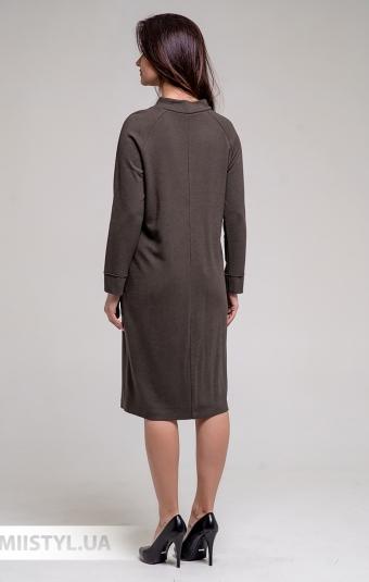 Платье GrimPol 1961 Хаки