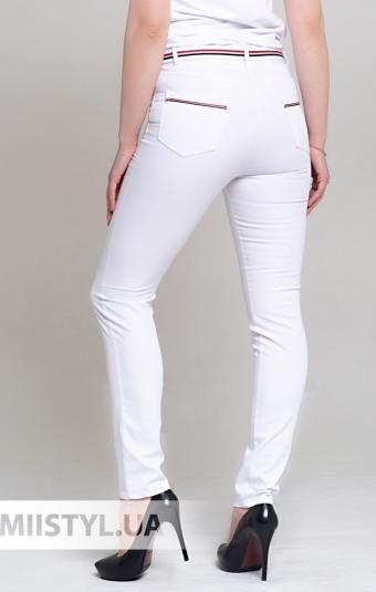 Брюки Merkur 1591457 Белый