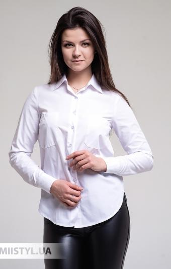Блуза Petra Глория Белый