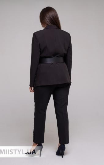 Платье Lady Morgana 4819 Молочный/Черный/Полоска