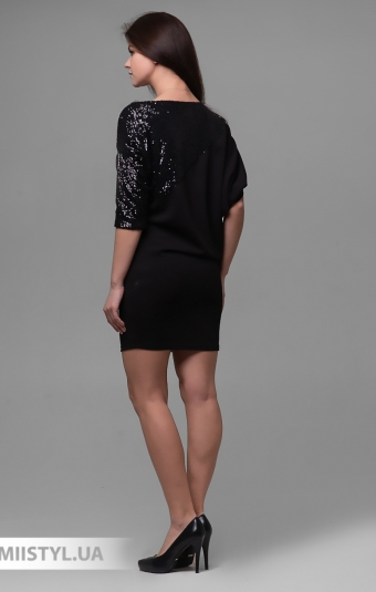 Платье Macca 20WT807 Черный