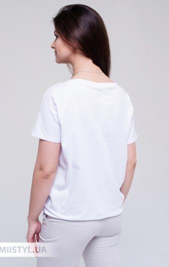 Футболка Giocco 5721 Белый/Принт