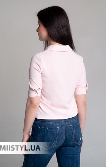 Блуза Seul 50560 Пудра