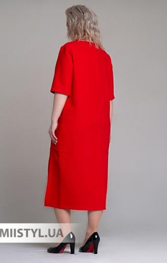 Платье Miss Lilium 197333X Красный
