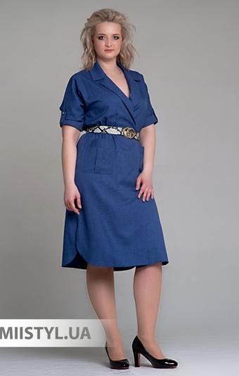 Платье Lady Morgana 5812 Индиго