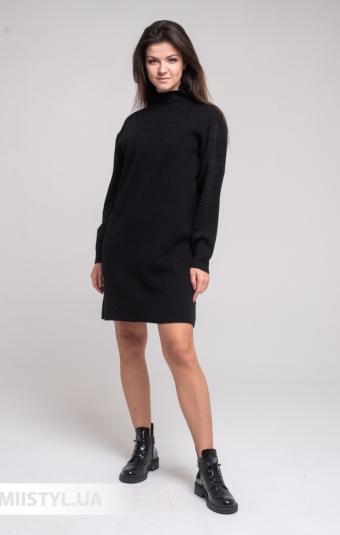 Платье Serianno ELB1290 Черный/Люрекс