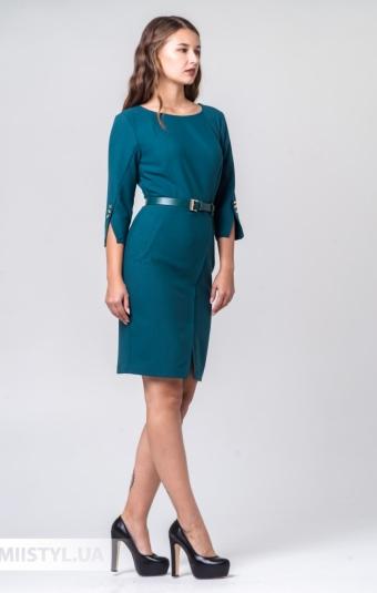 Платье F&K 3388 Изумрудный