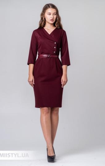 Платье Lady Morgana 4927 Бордовый