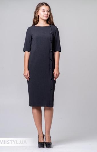 Платье Miss Lilium M20K10806 Серый