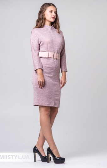 Платье F&K 3397 Пудра/Меланж