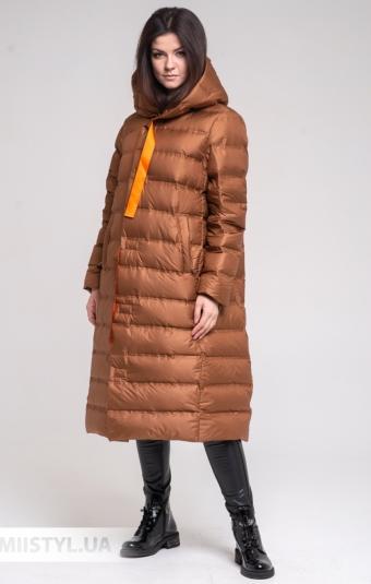 Пальто Mydress 1463П Кемел