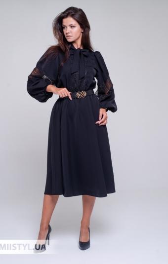 Платье La Julyet 6708 Черный