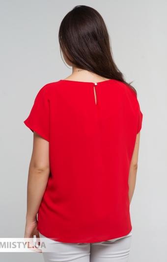 Блуза Cliche 0019502 Красный