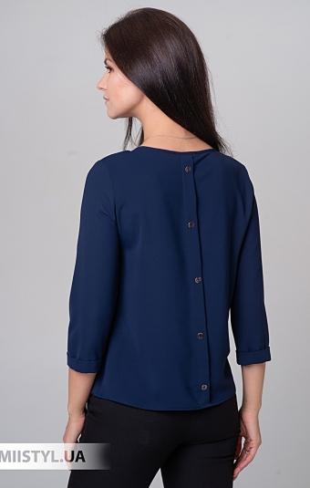 Блуза Pretty Lolita 12864 Темно-синий