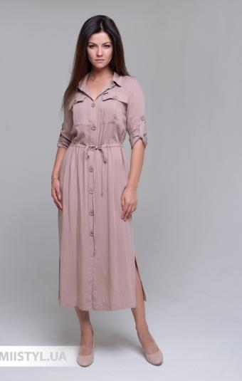 Платье  J.London 62503 Бежевый