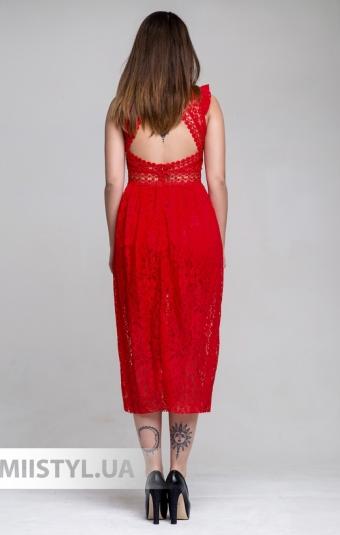 Платье Timiami 10532 Красный