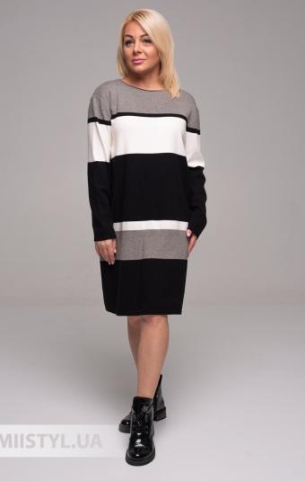 Платье Y.two 18523B Голубой