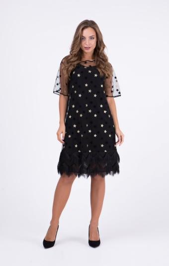 Платье RM1901-18VC Золотистый